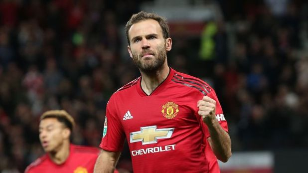 Juan Mata hopes Manchester United will be able to take confidence from their upcoming fixtures