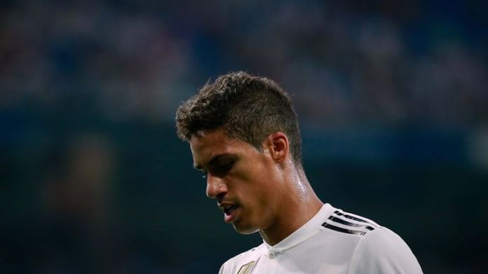 Raphael Varane has won four Champions League since joining Real Madrid from Lens in 2011