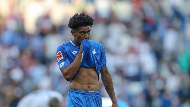 Reiss Nelson has already had an impact in Hoffenheim's first team