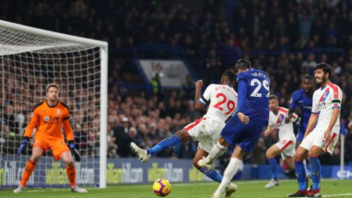 Morata scores his second Chelsea game 2-1 up