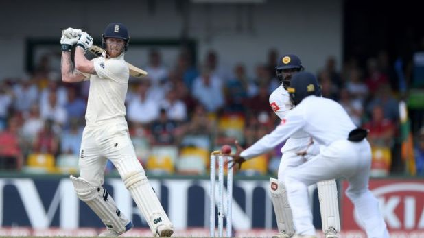 Stokes is eligible for England immediately having served all eight matches of his ban already