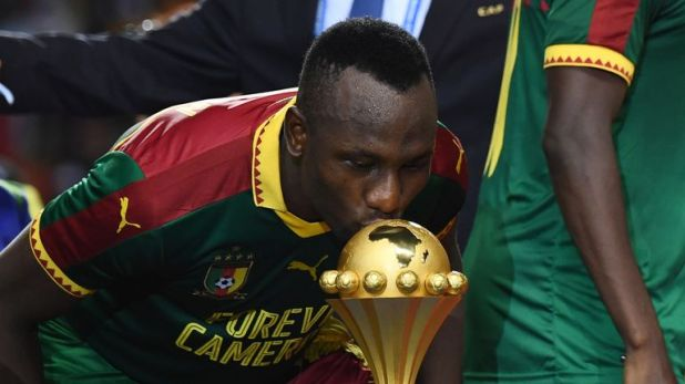 Cameroon won the 2017 African Cup of Nations