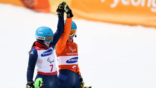 The next big competition for Fitzpatrick and Kehoe will be the World Para-alpine skiing Championships
