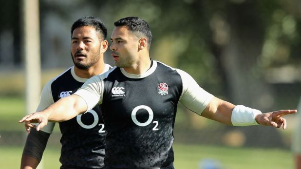 Sir Clive Woodward says he would like to see Manu Tuilagi start ahead of Ben Te'o against the All Blacks