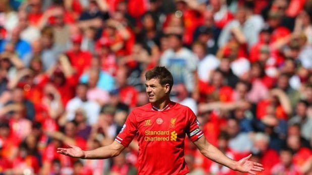Steven Gerrard was Dele's footballing hero growing up