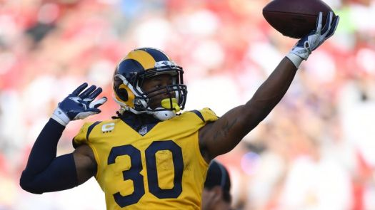 NFL mid-season awards: Todd Gurley, Aaron Donald and ...