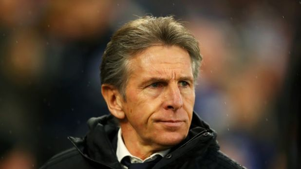 Claude Puel is hoping to take Leicester back into Europe