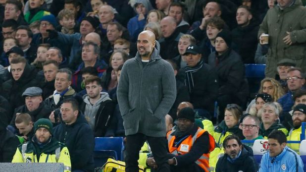 Pep Guardiola thinks anyone can win the Premier League