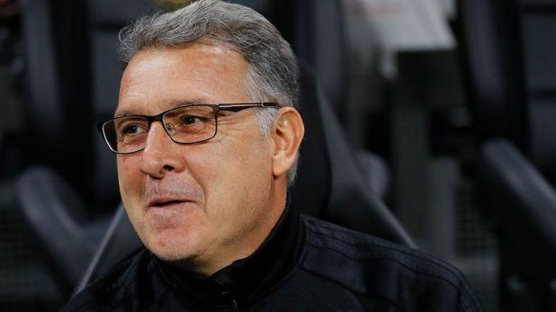 Gerardo Martino is leaving Atlanta at the end of the season