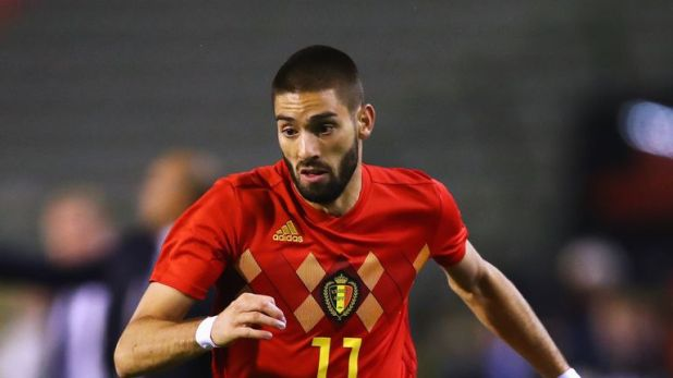 Belgium international Yannick Carrasco has reportedly been offered to Arsenal