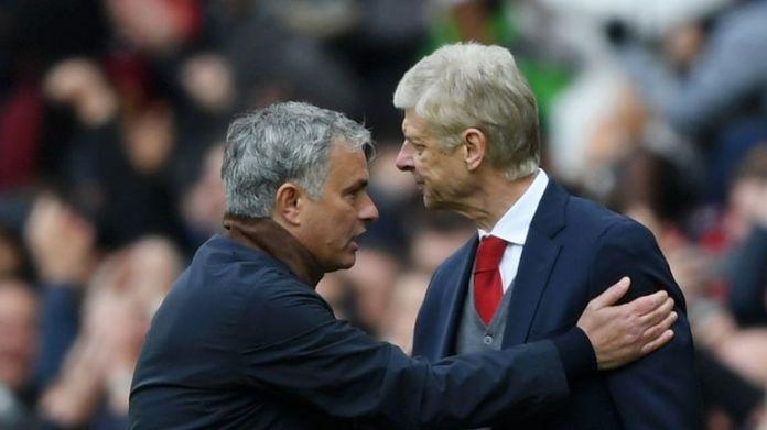 Jose Mourinho says he has