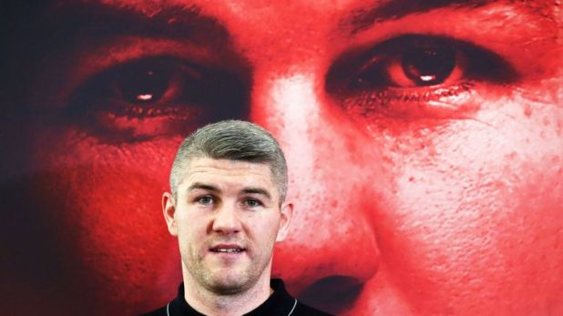 Liam Smith has set his sights on a British battle with Kell Brook