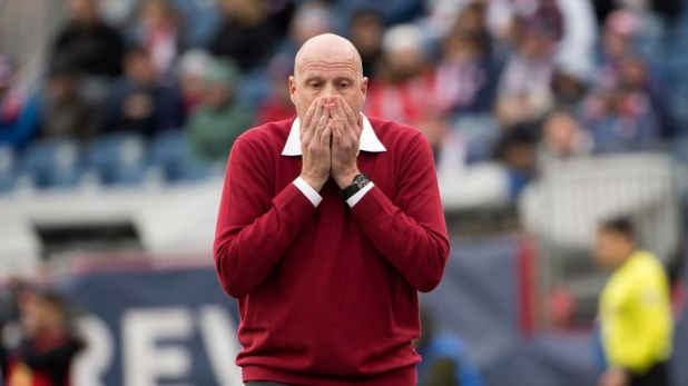 New England Revolution coach Brad Friedel has suffered a tough start to the season