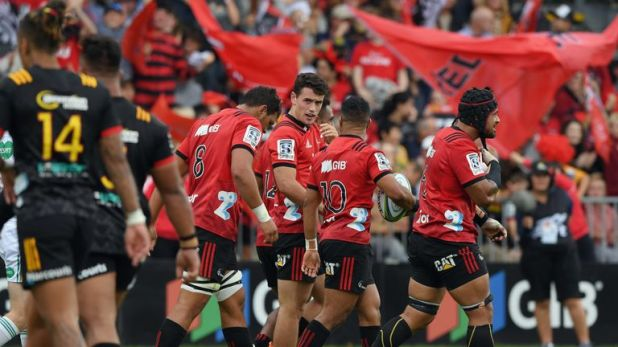 The Canterbury Crusaders are based in Christchurch, where 49 people were killed in a terrorist attack on Friday