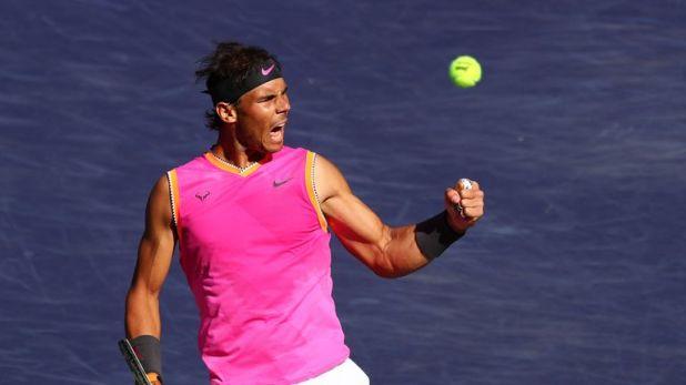 Rafael Nadal set up a semi-final against old foe Roger Federer