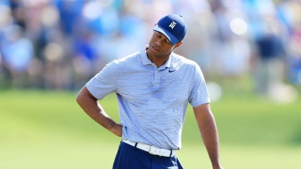 Woods still fancies his chances of challenging for the title