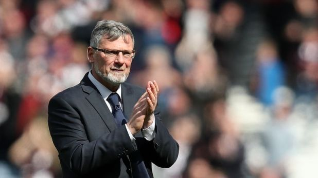Craig Levein lead Hearts to a  3-0 win over Inverness at Hampden Park