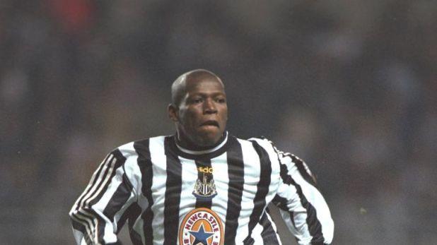 Faustino Asprilla signed for Newcastle in 1996 amid huge fanfare