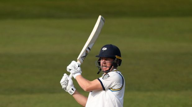 Gary Ballance hit a season's best 159 to boost his hopes of a potential England Test recall