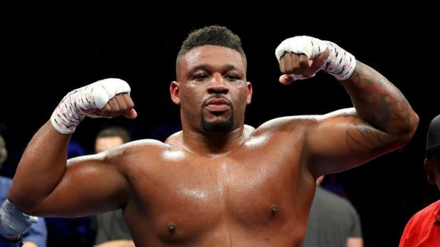 Jarrell Miller was denied a licence by the New York State Athletic Commission