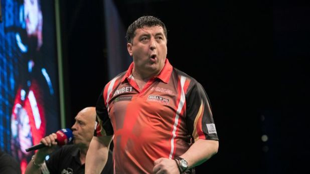 Mensur Suljovic will be aiming to maintain his 100 per cent record against 'The Machine Gun'