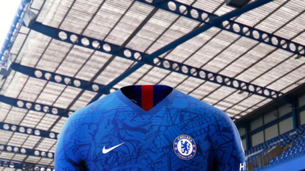 Chelsea have unveiled a new kit for the 2019/20 season (Nike)