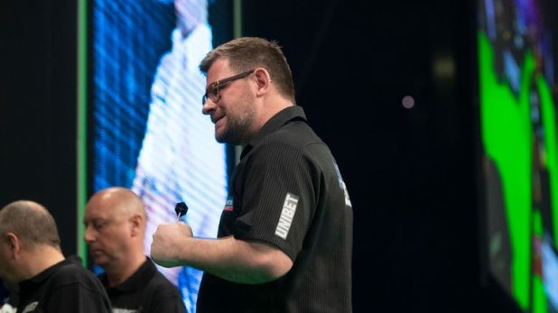 James Wade has appeared in five World Matchplay finals - more than any other player in the field