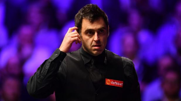 Ronnie O'Sullivan has won the World Championships five times