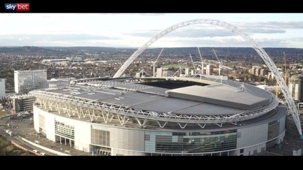 Wembley will host the Euro 2020 semi-finals and final