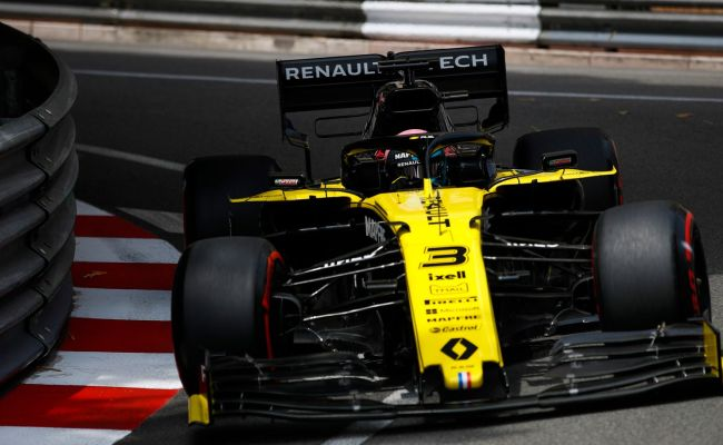 Renault Targeting F1 2019 Breakthrough After Difficult