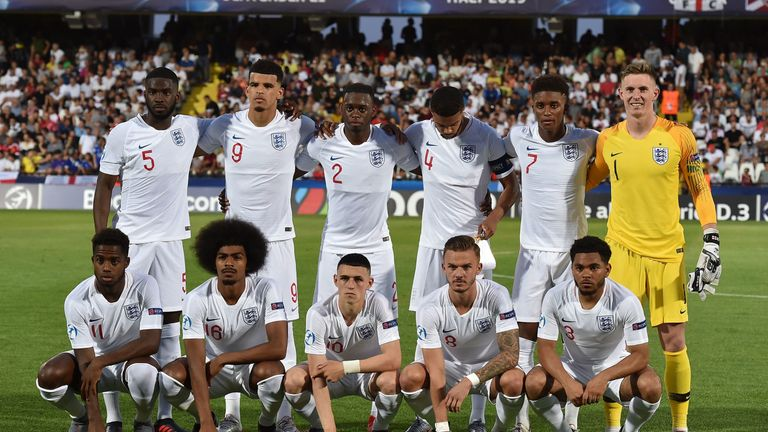 England U21 1 2 France U21 Player Ratings From Euro 2019