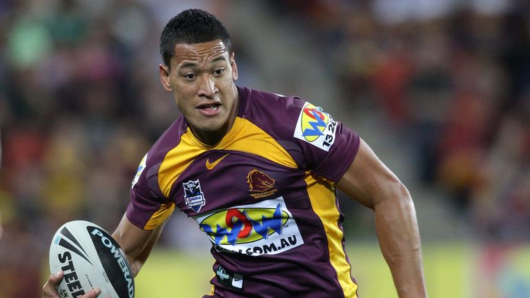 Isreal Folau Nrl Return Ruled Out By Australia Chief Peter