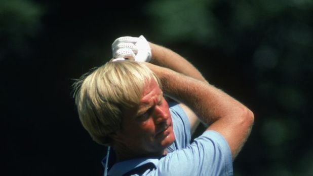Barnes famously beat Nicklaus twice in one day at the 1975 Ryder Cup