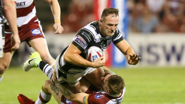 Liam Watts comes up against former club Hull FC on Thursday evening