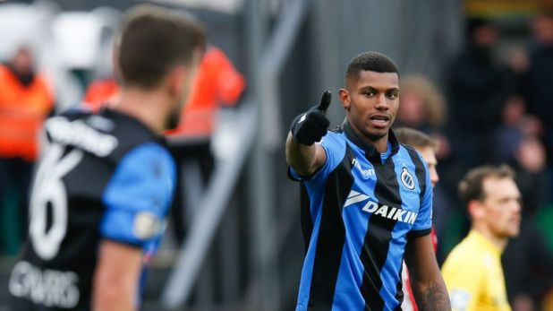 Brazilian striker Wesley joined Villa from Club Brugge for £22m