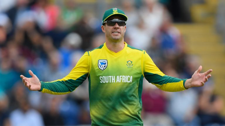 Ab De Villiers Denies He Demanded Place In South Africa S