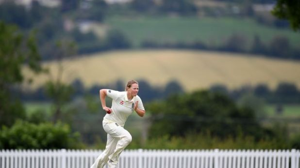 England seamer Anya Shrubsole has taken 17 wickets in five Test matches