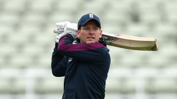 Eoin Morgan had been selected to play for the Dublin Chiefs