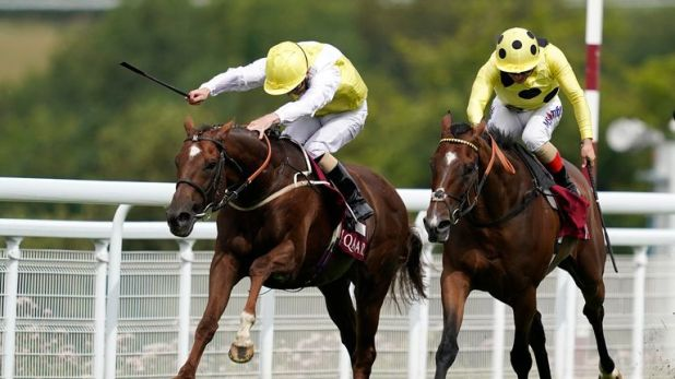 King's Advice battles to victory at Goodwood