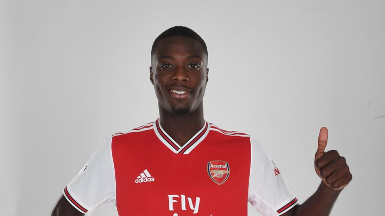Image result for pepe arsenal
