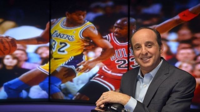 Andrew Bernstein, NBA photographer - credit ADBPhotoINC