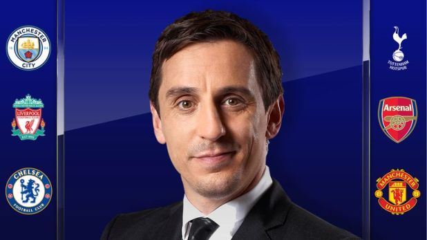 Gary Neville offers his big-six verdict as the Premier League returns this weekend