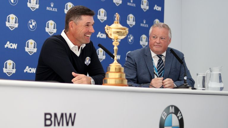 Ryder Cup News Sky Sports Golf