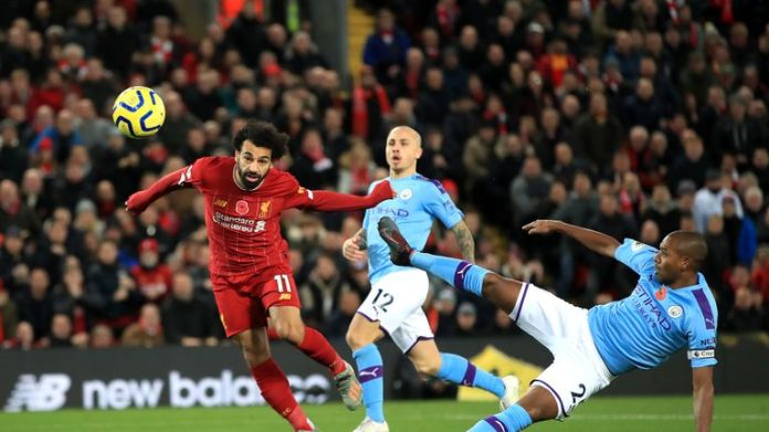 Liverpool can surpass Man City's points record if they match their results until the end of the season