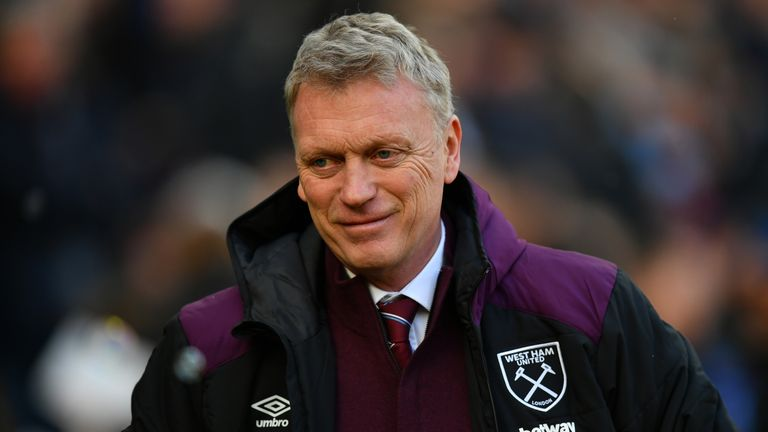 West Ham re-appoint David Moyes on 18-month deal | Football News | Sky  Sports