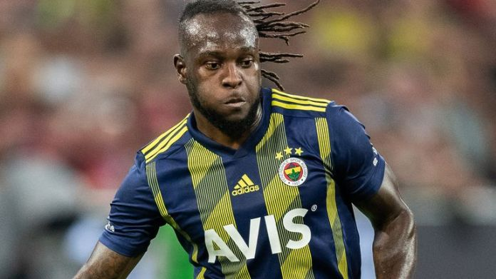 Victor Moses is set to join Inter Milan from Chelsea