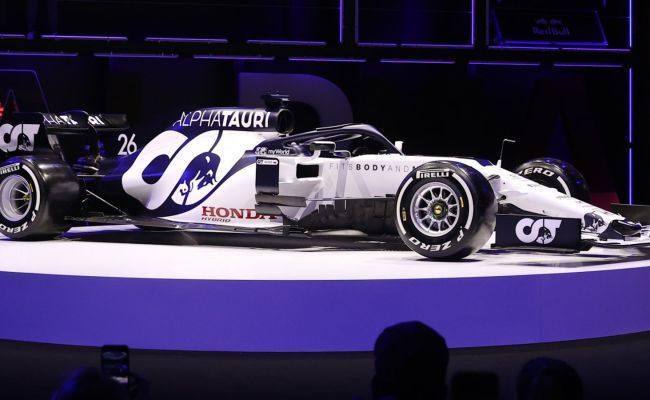 Alphatauri Begin New Era With Glitzy F1 And Fashion Launch