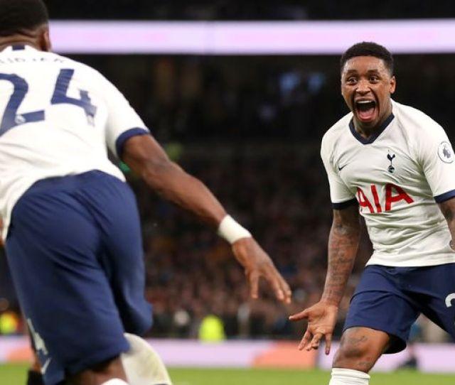 Steven Bergwijn Tottenham Forward Inching Closer To Recovery From