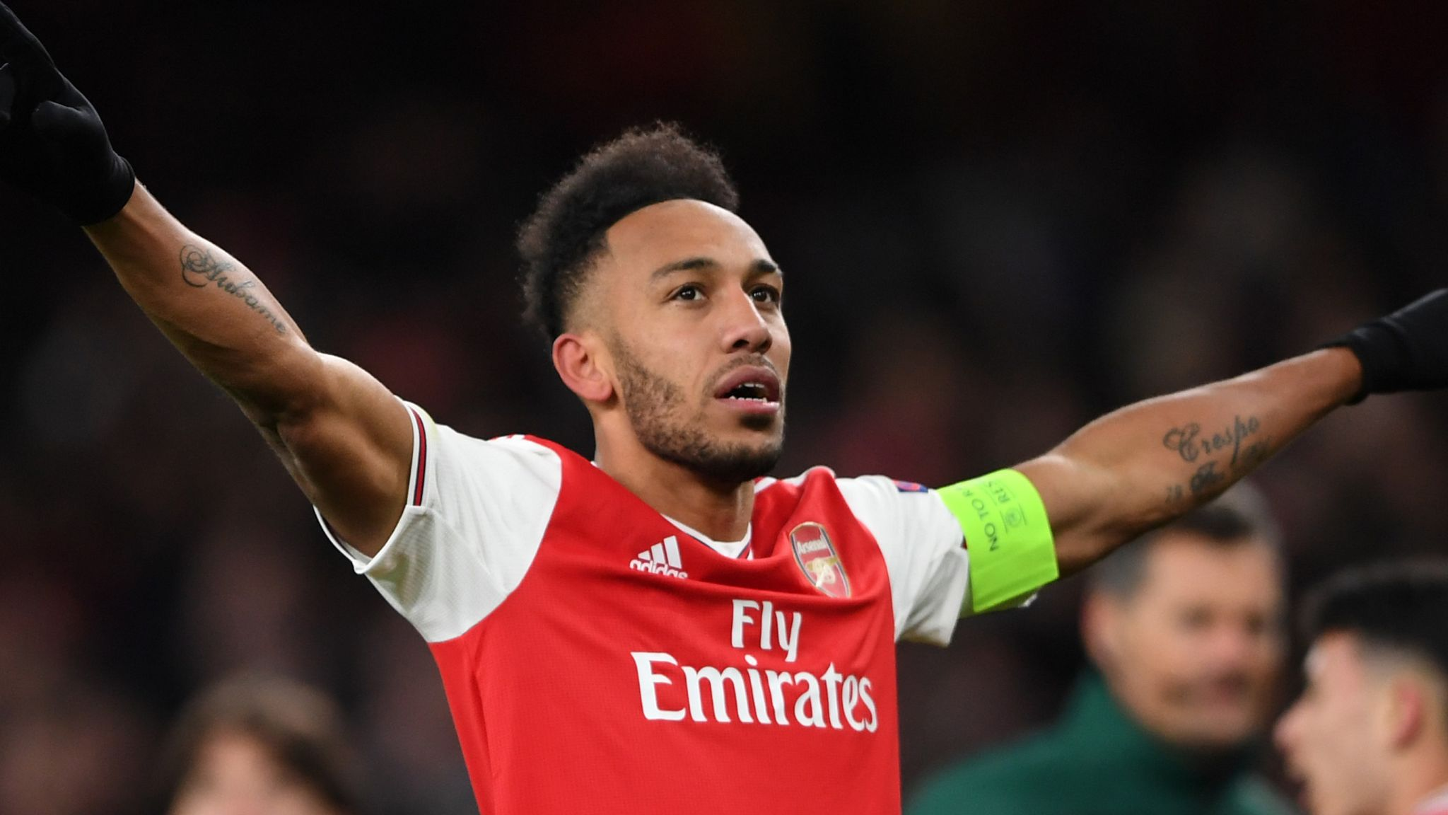 arsenal player of the season pick your