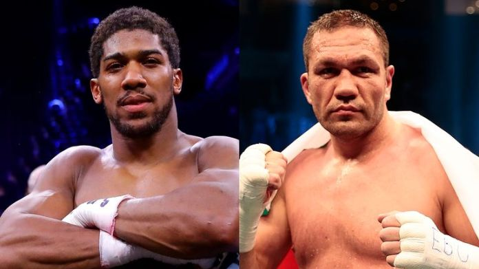 Joshua vs Pulev, December 12, live on Sky Sports Box Office